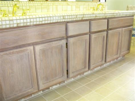 Whitewashing Oak Kitchen Cabinets 22 Fabulous Photo Of Whitewash Oak Cabinets Concept Home Living Now 66046
