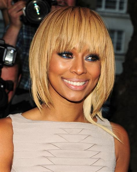 keri hilson hair 2014 stylish short hairstyle with bangs for 2014 keri hilson s