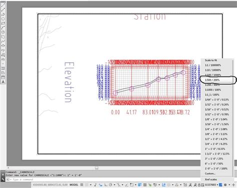 layout scale view solved layout problem autodesk community
