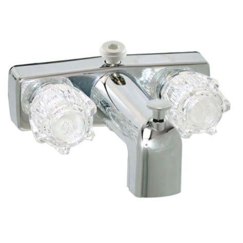 Rv Tub Shower Faucet by Faucets 4 Quot Dual Handle Rv Tub Shower Diverter