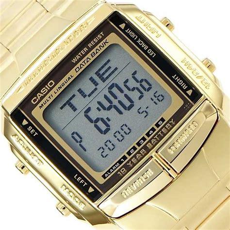 casio oro casio signori degli orologi