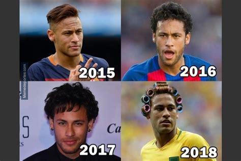 imagenes memes neymar el 250 ltimo quot look quot de neymar desata la ira de los quot memes