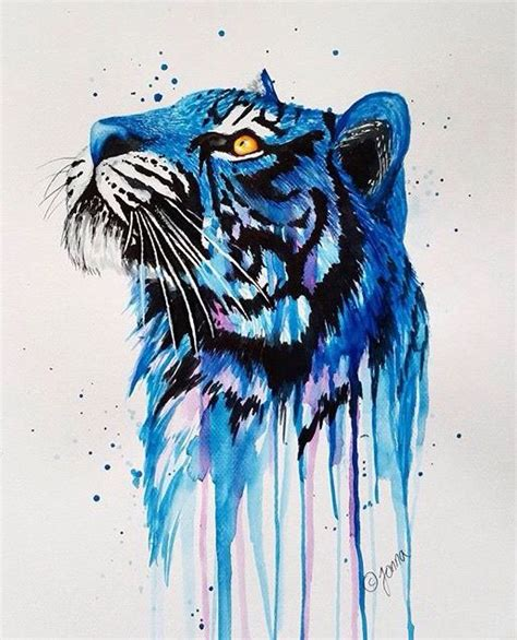 watercolor tiger tattoo yahoo image search results