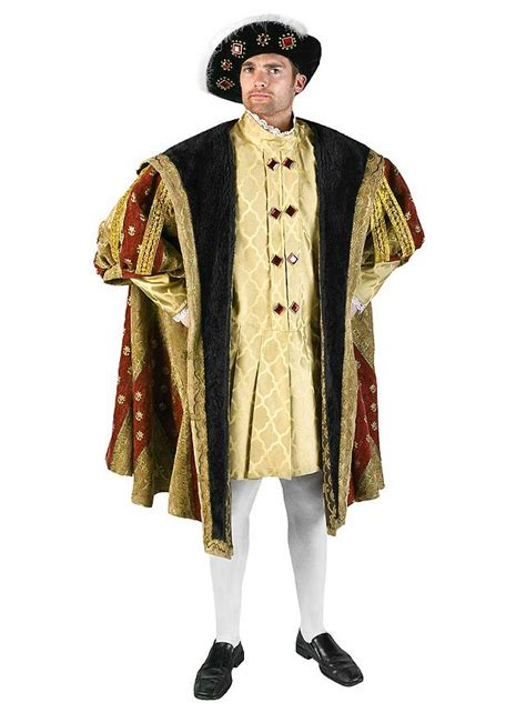 tudor king tudor king costume