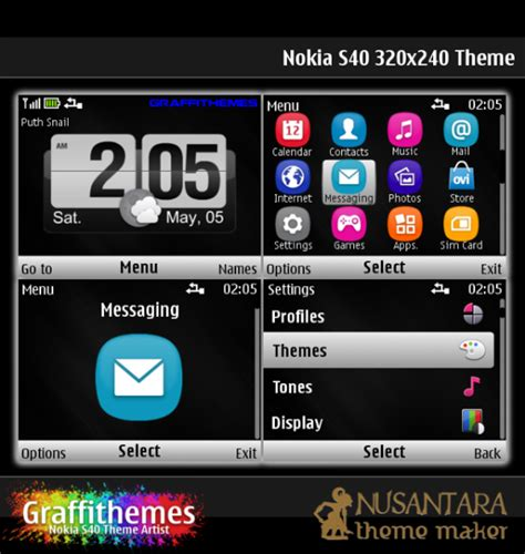themes nokia ki download nokia black clock nokia s40 themes auto design tech