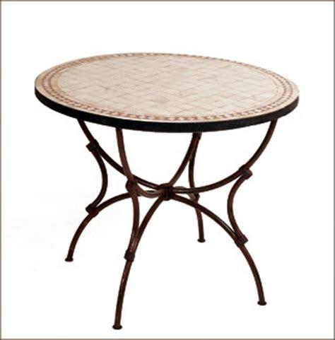 tavoli in ferro battuto e mosaico tavoli in ferro battuto e mosaico decorare la tua casa