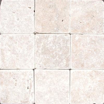 ms international noche 4 in x 4 in tumbled travertine