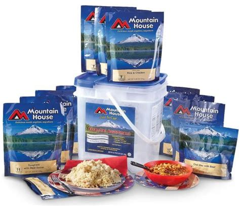 freeze dried food mountain house foods keeping you always on the go