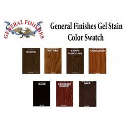 java gel stain colors general finishes gel stain georgian cherry quart pint