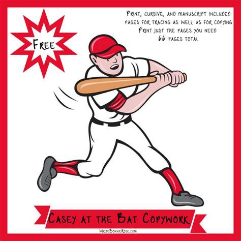 printable version of casey at the bat timeline worksheet june 3 1888 casey at the bat