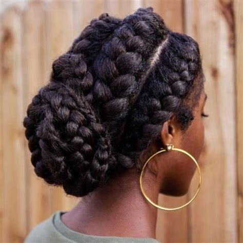 Twist Bun Hairstyles by 50 Catchy And Practical Flat Twist Hairstyles Hair