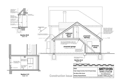 garage conversion plan 2