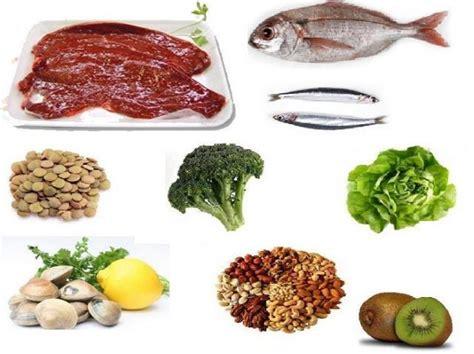 alimentos ricos en hierro embarazo fuentes de hierro alimentos ricos en hierro buena salud