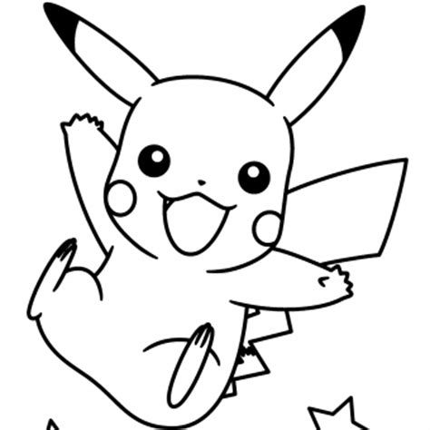 imagenes para dibujar y imprimir dibujos pikachu para dibujar imprimir colorear y