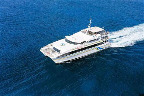 catamaran bali hai lembongan reef cruise day cruise from benoa to lembongan