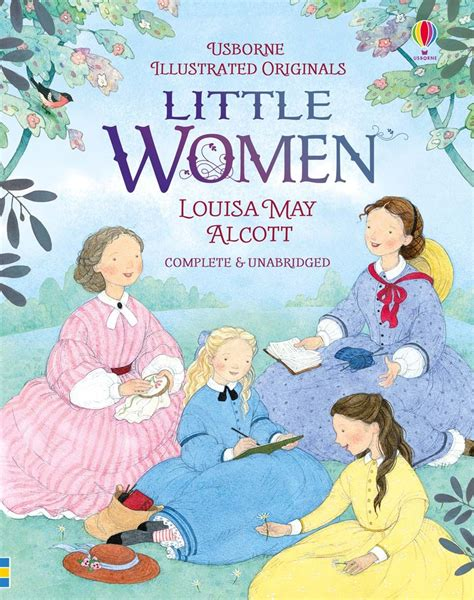 little women at usborne children s books