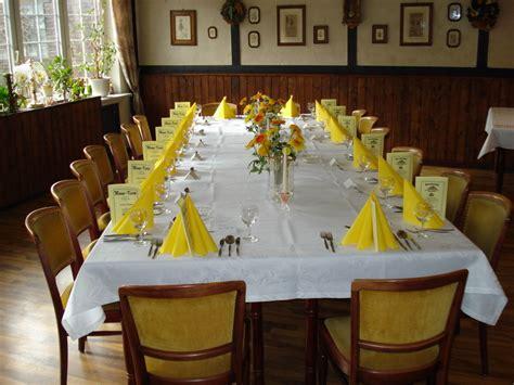 festliche tafel unser haus kartoffel kiste