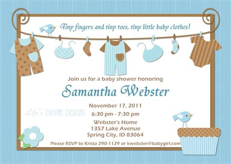 Baby Shower Card Designs Free
