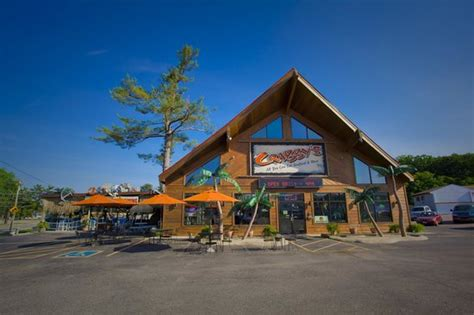 Outside Picture Of Crabby S Wisconsin Dells Tripadvisor Seafood Buffet Wisconsin Dells