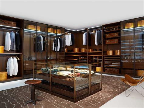 Wardrobe Ideas by Porro Spa Products Systems Dressing Room