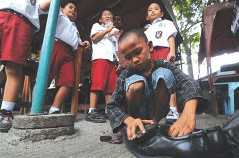angka putus sekolah sd masih tinggi edunews
