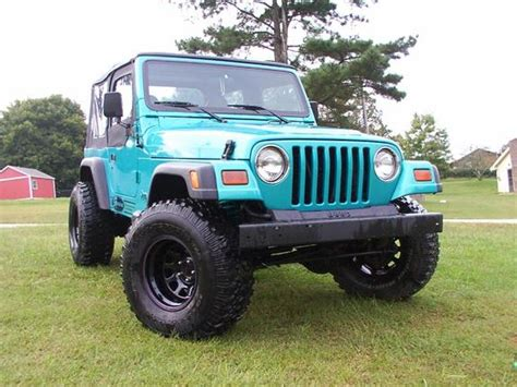 teal jeep rubicon dream car teal jeep futuree life pinterest