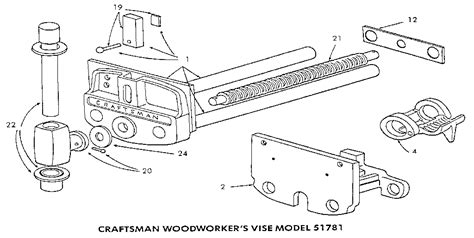 woodworking vise parts sears woodworking vice diy woodworking projects
