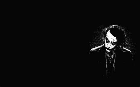 black and white joker wallpaper joker hd wallpapers wallpaper cave