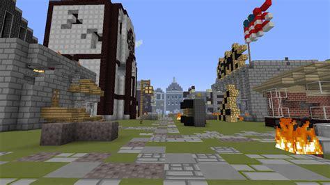 map pvp apocalypse pvp minecraft aventure