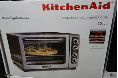 Kitchenaid 12 Inch Countertop Oven by Costco Sale Kitchenaid 12 Inch Convection Countertop Oven