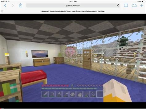 things to put in a minecraft bedroom once i made sty s room my favorites pinterest