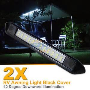 lights for rv awning 2x 12v led awning light rv cer trailer boat exterior