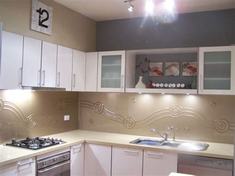 ideas for kitchen splashbacks kitchen ideas splashbacks the economical way of doing