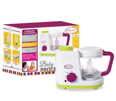 Blender Baby Food pumponthego autumnz baby food processor steam blend