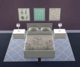 sims 4 cc beds the sims 4 cc by embarrasse