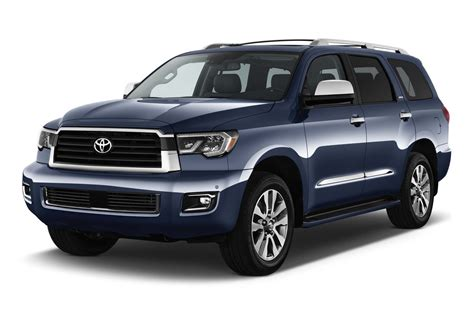 toyota sequoia review ratings specs prices    car connection