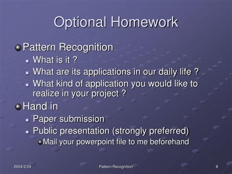 pattern recognition overview ppt ppt pattern recognition powerpoint presentation id 4974450