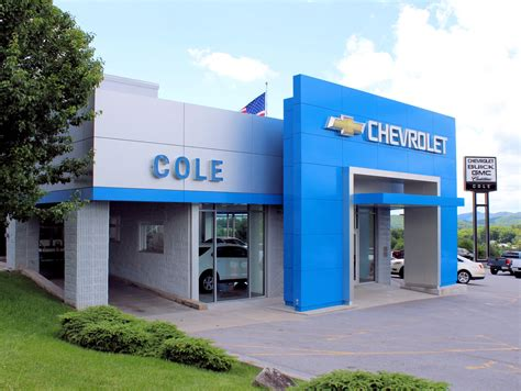 gmc dealer parts cole chevy buick chevrolet and gmc dealership in bluefield