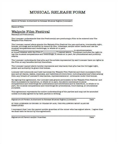 publicity release form template publicity release form social media release form template