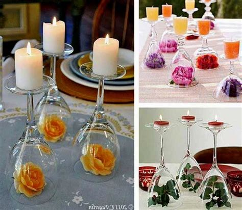 Diy Table Decorations For by 93 Decorating Weddings Home Decorating Trends