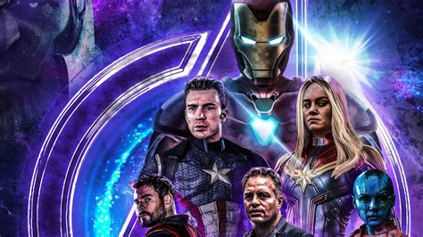 avengers endgame thanos iron man captain america