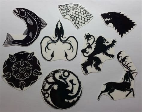 henna tattoo games temporary of thrones house crest by somerley