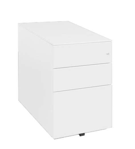 under desk drawers white 3 drawer under desk pedestal in white