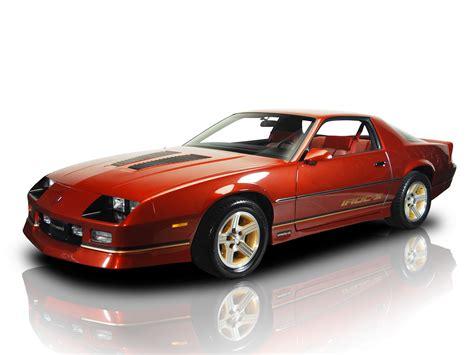 1988 camaro iroc z specs chevrolet camaro iroc z28 specs 1984 1985 1986 1987