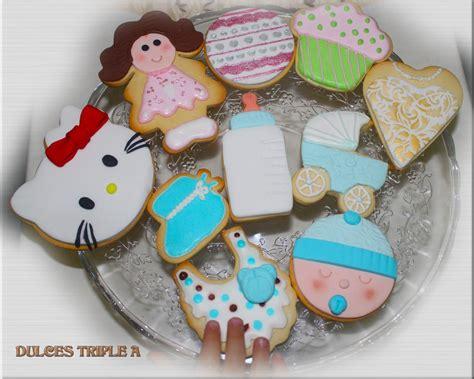 decorar galletas con fondant y glasa galletas decoradas con fondant y glasa dulces triple a