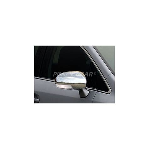 Cover Avensis shell mirrors chrome alu toyota avensis