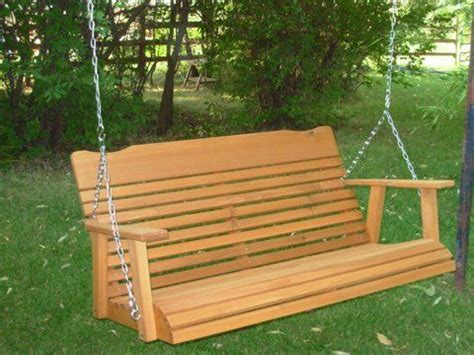 amish swing 1000 images about amish porch swings on pinterest