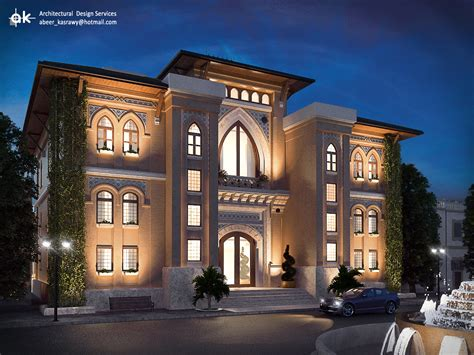 Modern Studio Apartment ksa boutique hotel first draft exterior by kasrawy on
