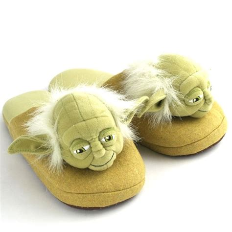 yoda slippers for wars yoda slippers buy gifts