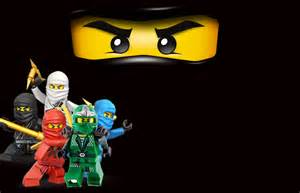 kit digital anivers 225 rio quot ninjago quot imprimir convites digitais simples diogo 4 lego ou
